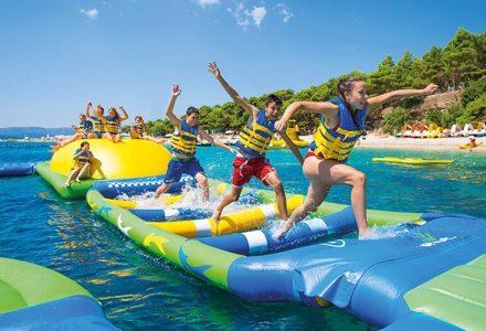 Vannleker til SurfCamp